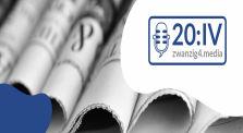 🔴 20:IV Live - Der Kulturtalk mit Dr. Kirsten König - heute mit Gunnar Kaiser by zwanzig4.media