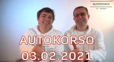 AUTOKORSO STUTTGART am 03.02.2021 - BITTE TEILEN by News & Infos