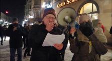 Ansprache an die Polizei - Pfarrer Lothar Mack - Demo Fürth 17.1.21 by News & Infos
