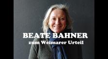 Beate Bahner zum Weimar Urteil by News & Infos